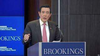 海峡论谈 马英九谈两岸关系与习近平及台湾2020总统大选