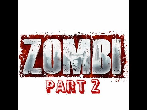 ZOMBI let's play walkthrough part 2 - Buckingham palace