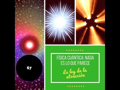 Física cuántica: ¡Nada es lo que parece!