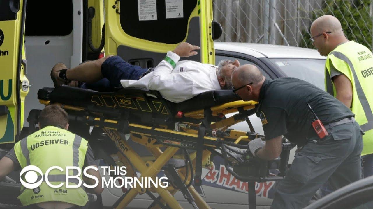 "New Zealand journalist describes Christchurch attack: ""Truly harrowing"""