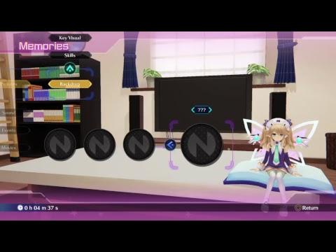 Neptunia viir full gameplay |