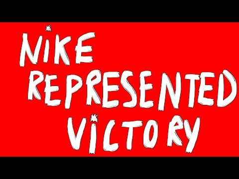 Nike Represented Victory