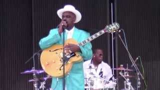 Nick Colionne at Seabreeze Jazz Festival 2014