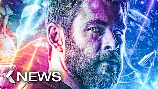 Thor 4, The Witcher, A Quiet Place 2... KinoCheck News