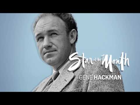 Gene Hackman: Star of the Month September 2016