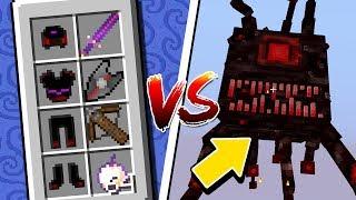 Minecraft: NEM COM KIT PRO É POSSÍVEL DERROTAR ESSE MONSTRO!
