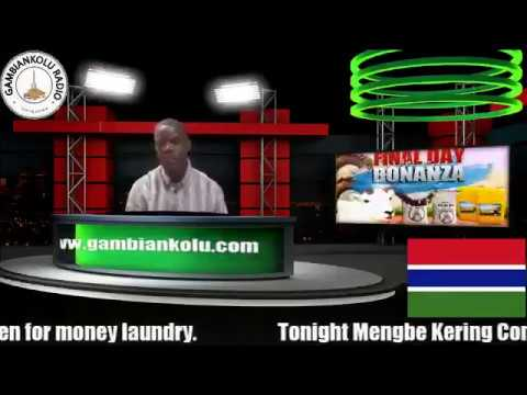 Gambia Heaven For Money Laundery