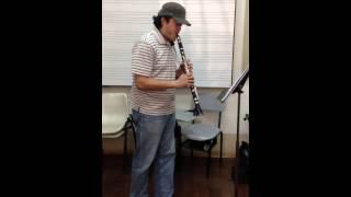 Mauricio Murcia, Melodía Triste (Pasillo - León Cardona)