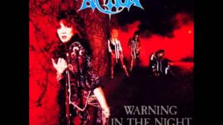 ACTION! ACTION! - Warning In The Night (1986) heavy metal japan.