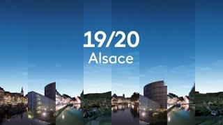 Journal 19/20 Alsace - Surabondance de logements locatifs