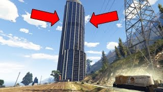 can a building stop the train in gta 5