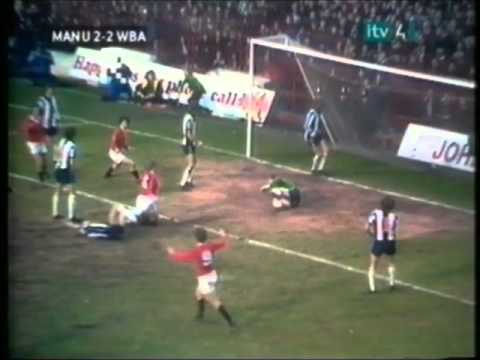 Manchester United - West Bromwich Albion 3 - 5 (1978 - 79)