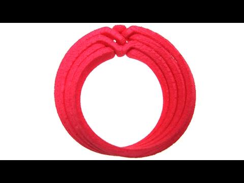 Mobius Puzzle Ring