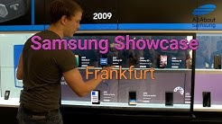 Samsung Showcase Frankfurt deutsch 4k