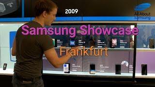 Samsung Showcase Frankfurt deutsch 4k