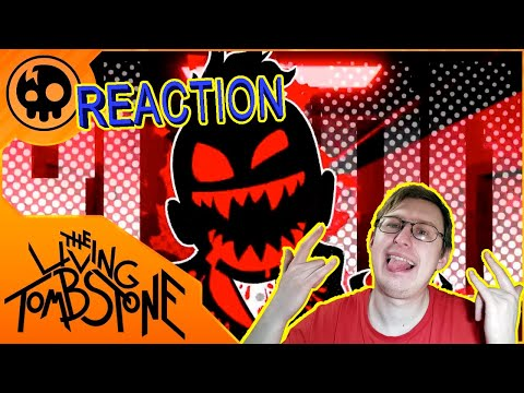 The Living Tombstone - Hunters [DreadXP Song]   Russian Reaction