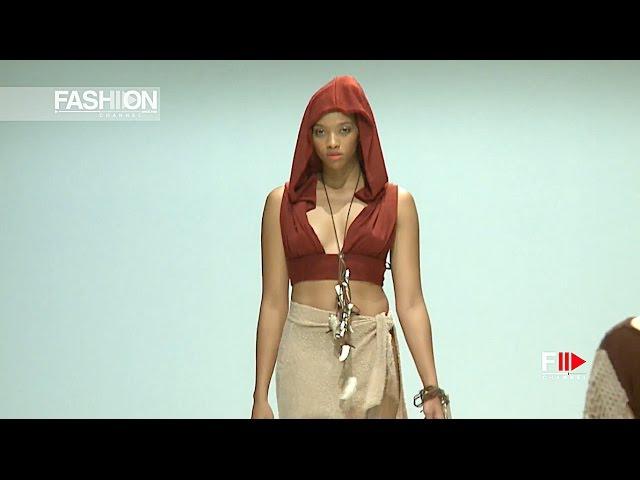 TIDE LOUW Spring Summer 2017 SAFW - Fashion Channel