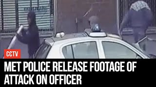 Met Police Release Footage of Attack on Officer