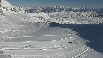 Webcam Schladming - Bergstation Hunerkogel am Dachsteiner Gletscher