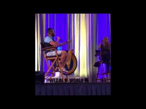 Eliza Taylor's Panel At Wizard World Sacramento 2017