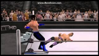 WWE SVR 11 AJ Styles CAW Showcase