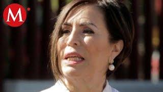 Rosario Robles ingresa a penal de Santa Martha Acatitla