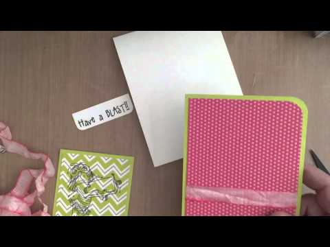 Card Making Tips