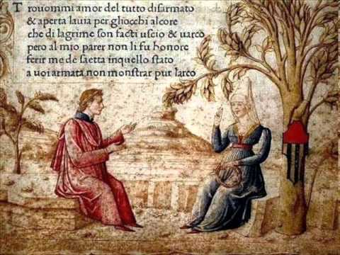 Pierluigi Palestrina - 8 madrigali spirituali a 5 voci (Le Vergini di Petrarca) - parte 2