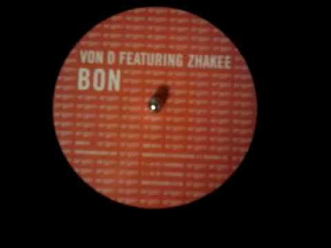 Von D Feat. Zhakee - Bon