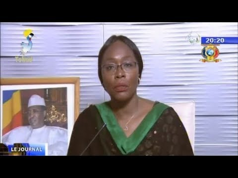 LE GRAND JOURNAL DE TELE TCHAD DU 18 MAI 2018
