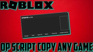 [LEVEL-7] ROBLOX COPY ANY GAME SCRIPT