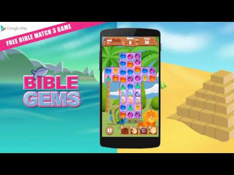 Bible Gems - Christian Bible Mobile Game