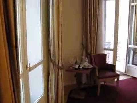 Grand Hotel La Cloche, Dijon - June 2012 (Room Video)