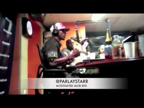 Parlay Starr Talks About Snoop Dogg & Chris Brown Collaboration, Calls Game An Industry Blood, Making of His New Single with DJ Paul [Unsigned Hype]