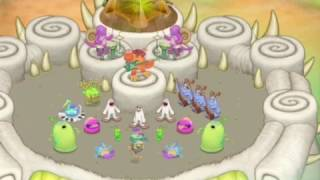 MegaLovania in my singing monsters