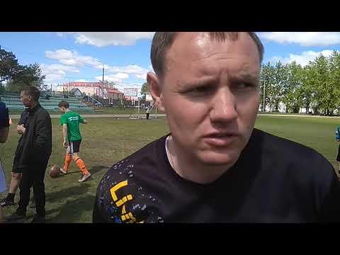 Мини-интервью с М.С. Слесаренко - мэром г.Нерчинск.