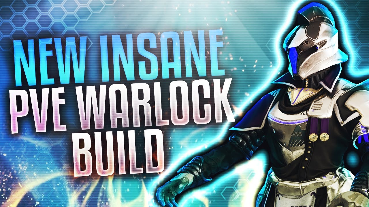 Destiny 2 - New Best PvE Warlock Build (Try This Build Now)