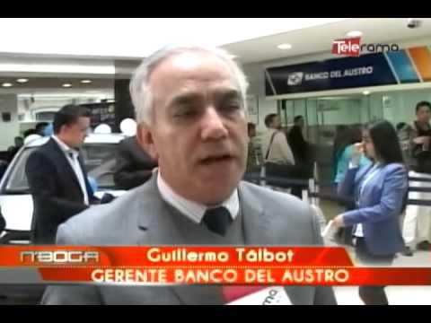 Banco del Austro premió a Cliente ganador del sorteo Gana Ahorro