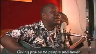 PANAM PERCY PAUL - SONG - BRING DOWN UR GLORY (with lyrics)