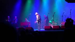 Mike Flanigin / Billy Gibbons - The Drifter - Release - Paramount Theater