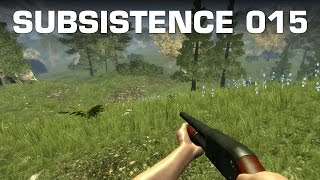 🔥 SUBSISTENCE [015] [Mit Schrotflinte in den Wald] [Let's Play Gameplay Deutsch German] thumbnail