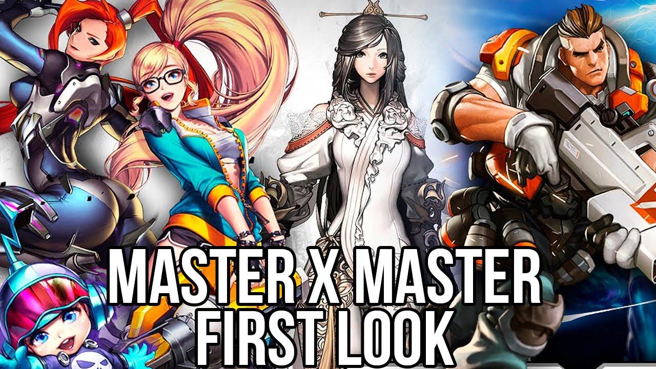 Free x master