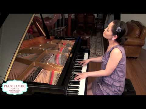 Louis Armstrong - What a Wonderful World | Piano Cover by Pianistmiri 이미리