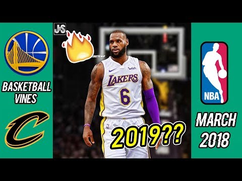NEW BEST Basketball Vines of MARCH 2018 || Best Ankle Breakers