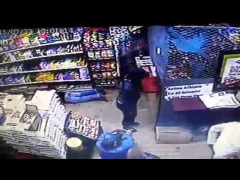 Armed robbery Angelo Boksburg South Africa