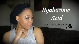 Hyaluronic Acid | What It Does For Your Skin | Euniycemari