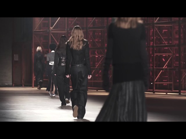 DIESEL BLACK GOLD | FW17 WOMENSWEAR COLLECTION | MILAN FASHION WEEK | FASHION SHOW