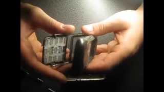 Ремонт Nokia C3-01,Замена тачскрина (сенсора).