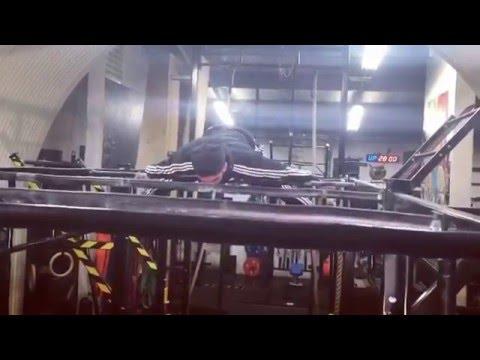 Freestyle Calisthenics At Commando Temple London