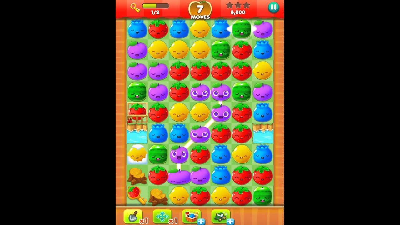 Fruit splash 2 - Fruit Splash Mania Level 56
